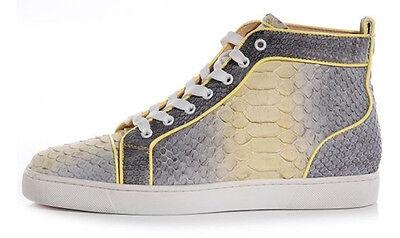 Auch als Snake-Skin-Modell zu haben – Designer-Sneakers