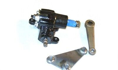 Vega Steering Box Pitman Arm And Mounting Bracket NEW Amazing Price Complete Kit