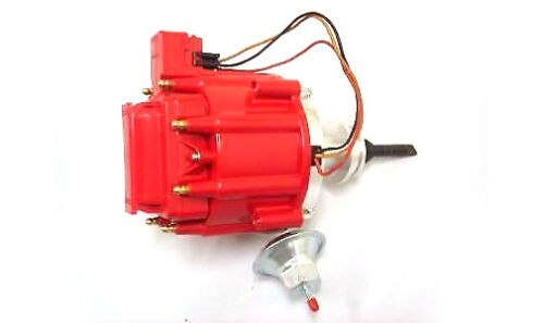 Small Block Dodge Plymouth HEI Ignition Distributor w/ 50K Coil 273 318 340 360
