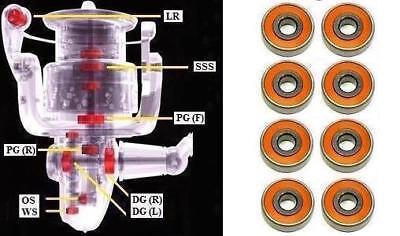 10000FG 6000FE 6000FG Carbontex drag washers SUSTAIN 6000FD 8000FD 8000FE