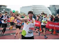 Photographer needed for charity team in the London Marathon 2017