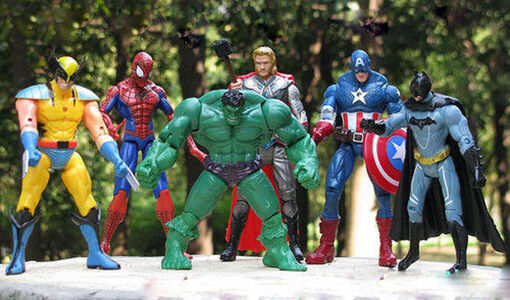 Marvel Figures Price Guide 74