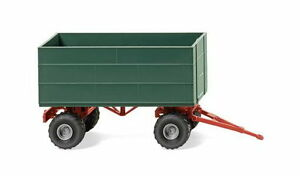 agricola-rimorchio-WIKING-038838-scala-H0-1-87-MODELLO