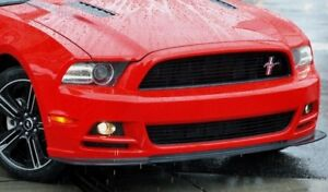 Mustang California Special Fog Lights for 2013- 2014
