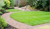 Landscaping Services 10% EARLY BOOKING DISCOUNT