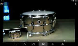 snare ludwig black beuty