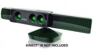 NYKO ZOOM Play Range Reduction Lens For Microsoft XBOX 360 KINECT SENSOR NEW !