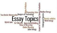 LAST MINUTE ESSAYS/PAPERS/ASSIGNMENTS - BUSINESS/FINANCE/ETC