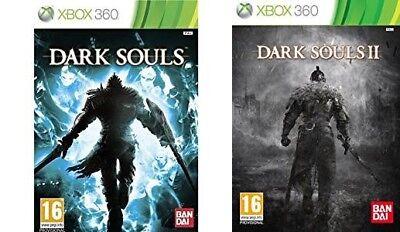 dark souls & dark souls 2 XBOX  360 PAL segunda mano  Embacar hacia Spain