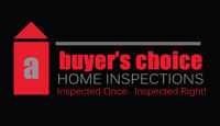 Become a Home Inspector with A Buyer's Choice Home Inspections