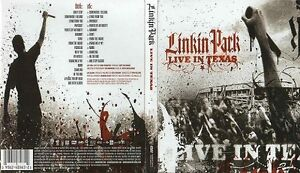 Linkin Park: Live in Texas CD/DVD combo (2003)