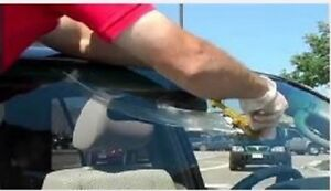 FIX ROCK CHIPS/CRACKS ON YOUR AUTOMOBILE TODAY