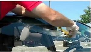 WINDSHIELD CHIP AND CRACK REPAIRS perfectly done!