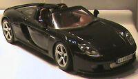 PORSCHE CARRERA GT by MAISTO COLLECTOR MODEL CAR