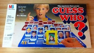Wanted: Original GUESS WHO? board game