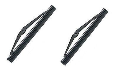 SAAB 900 93 9000  HEADLIGHT WIPER BLADE PAIR NEW! 8549172  124 mm long (Saab Headlight Wiper)