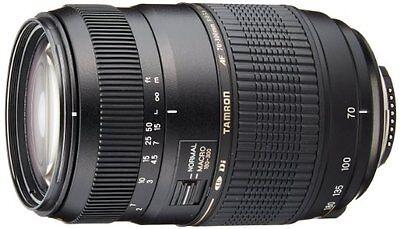 Tamron 70-300mm f/4-5.6 Di LD Macro Autofocus Lens for Nikon AF  *BRAND NEW*
