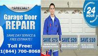 GARAGE DOOR REPAIR 24/7 - CALL US AND SAVE