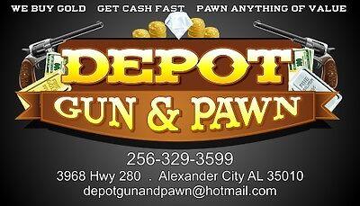 Depot Pawn