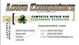 Mac and PC Repairs/ Recycling