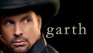 Garth Brooks Hard Copy (not credit card entry) - 4 Tickets