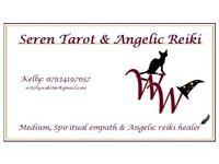 Angelic Reiki & Tarot services