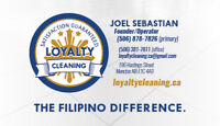 Loyalty Cleaning - Experience the Filipino Difference