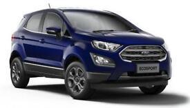 2018 Ford EcoSport 1.0 EcoBoost 125 Zetec 5 door Petrol Hatchback