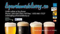 Beer, wine or spirit delivered to your door !!