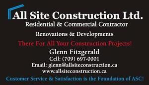 All Site Construction Ltd. St. John's Newfoundland image 2