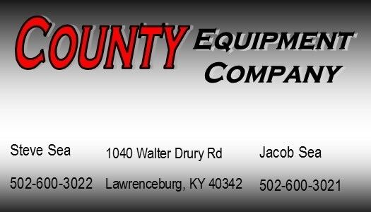 County Equipment Company
