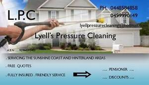 Lyell's Pressure Cleaning Mooloolaba Maroochydore Area Preview