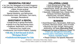 FINANCIAL & BUSINESS (FUNDING ) LENDING & MTG CENTER Downtown-West End Greater Vancouver Area image 2