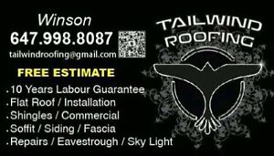 @ premium quality @ tailwind Roofing