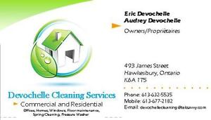 Devochelle Cleaning Services Cornwall Ontario image 1