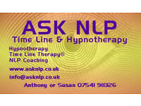 ASK NLP, Hypnotherapy, NLP and Time Line Therapy®