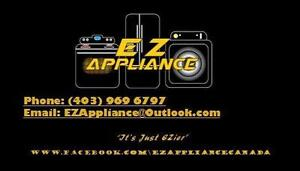 EZ APPLIANCE SAME DAY APPLIANCE REMOVAL - $50! ANY APPLIANCES!