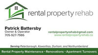 Rental Property Rehab - Apartment Turnovers, Junk Removal