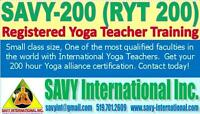 Free Yoga Teacher Training Contest