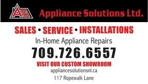 Need Appliances for your home? We have you covered! St. John's Newfoundland image 3