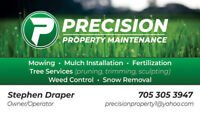 Lawn care and landscaping by PPM