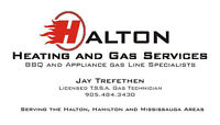 Gas Line Installation-BBQ & Appliances-Licensed and Affordable