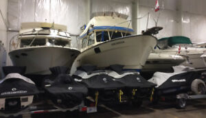 Secure Boat and Personal Watercraft Storage