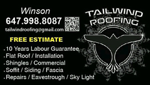 @PRO↣Tailwind Roofing