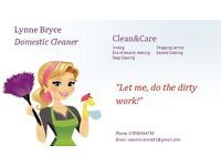 CLEAN&CARE DOMESTIC CLEANING SERVICES