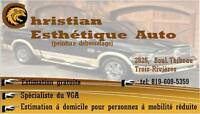 Christian Esthétique Auto (carrosserie automobile)