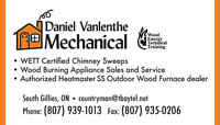 OIL FURNACE & TANK SERVICE - Daniel Vanlenthe Mechanical