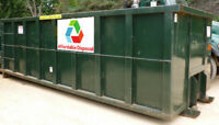 AFFORDABLE DISPOSAL BINS!! WE HAVE DUMPSTER SIZES FOR ALL!
