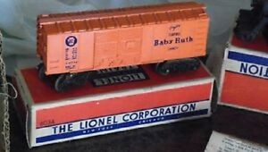 Vintage Lionel Train collection with original boxes and track