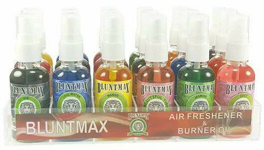 Blunt Max 100% Concentrated Jumbo Air Freshener Spray 18 Count Display Air Fresheners